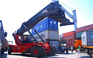 Clearing Goods At The Tema Port