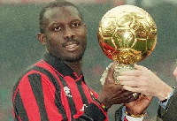 George Oppong Weah is the only african to have won the Ballon D'Or