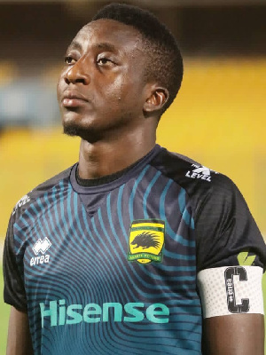 Felix Annan has been linked with a move to Medeama SC