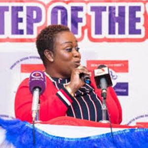 NPP Deputy Communications Director, Mame Yaa Aboagye