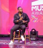 Pluzz FM's Nana Ofori hosts 2021 3Music Awards diaries