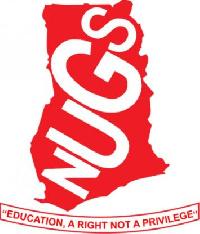 National Union of Ghanaian Students (NUGS) logo