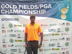 Torgah has taken an early lead in the PGA Golf Championship