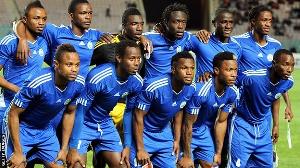 Sierra Leone National Soccer Team