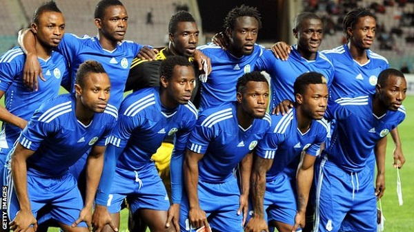 The Leone Stars are expected in Ghana today