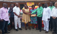 The donation was in response to numerous appeals made by the Hospital