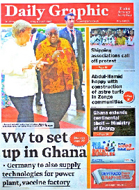 FrontPage headlines captured in the 'papers'