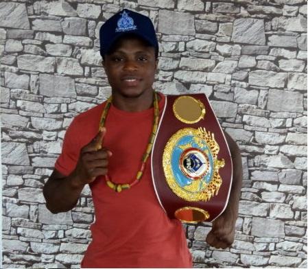 Boxer, Isaac Dogboe