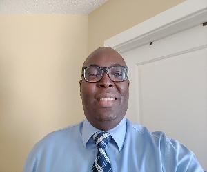 Healthcare practitioner, Dr Victor Wutor