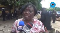 Executive Director of African Women Lawyers Association, Edna Kuma