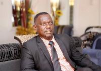Aspiring Deputy General Secretary of the NDC, Nii Dodoo Dodoo