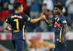 Forson Amankwah debuts for Red Bull Salzburg in pre-season friendly win over Atletico Madrid