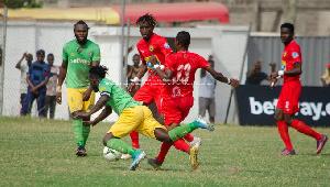 Aduana Stars 1-0 Asante Kotoko