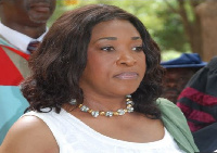 Minister of Foreign Affairs, Hon Shirley Ayorkor Botchway
