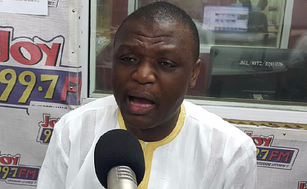 Kofi Adams, National Organiser NDC