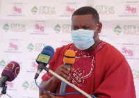 District Chief Executive of NIPDA, Jonathan Teye Doku