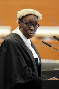 Justice Marietta Brew Appiah Oppong