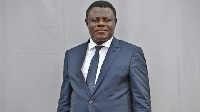 Executive Chairman of Kumasi Asante Kotoko, Dr  Kwame Kyei