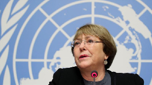 United Nations High Commissioner for Human Rights, Michelle Bachelet