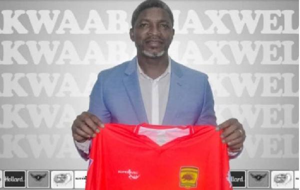 Asante Kotoko re-sign Maxwell Konadu as head coach