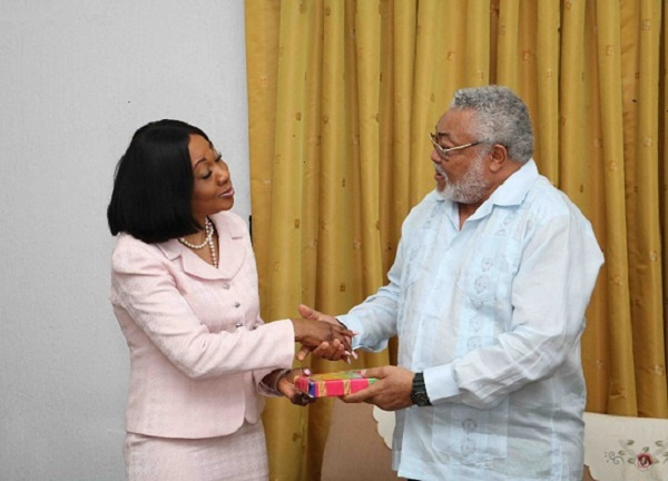 Election 2020: Rawlings urges EC to use consultative approach