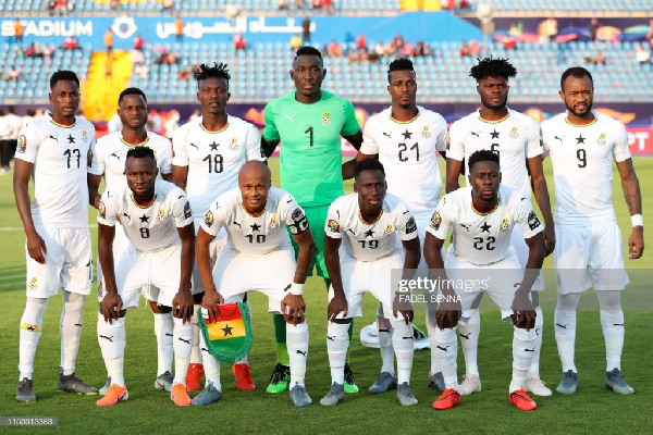 1978 AFCON winner reveals difference between current Black Stars and title winners