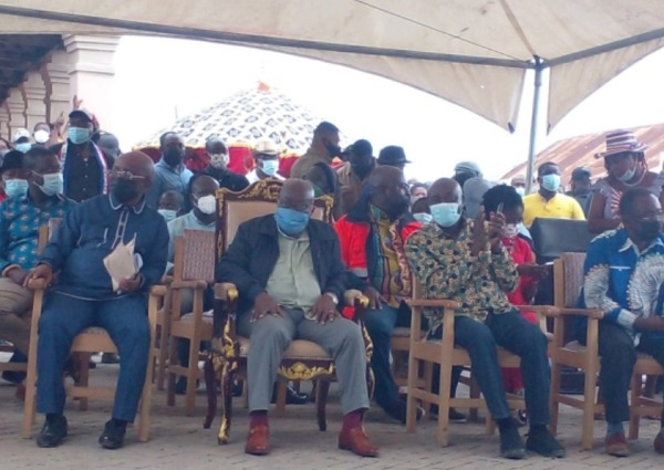 Asikuma-Have road project to be executed by First Sky Limited – Akufo-Addo