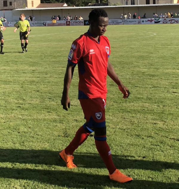 U23 AFCON: Black Meteors captain Yaw Yeboah calls for support ahead of Cameroon clash