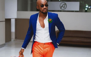 Ghanaian afrobeats singer, Mr Drew