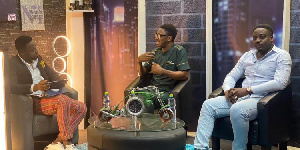 Dr Newman made his revealation on eTV's Men's Lounge
