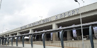 The Kotoka International Airport screens more than two thousand passegers daily