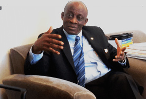 Seth Terkper is a former Finance Minister