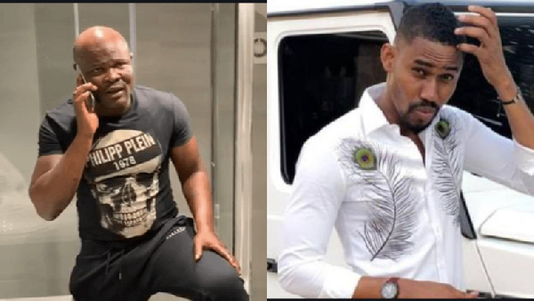 Banku gets new iPhone 11 Pro Max from Ibrah One