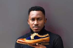Daniel Odonkor, CEO Chaste Shoes