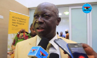 President of the Sports Writers Association of Ghana, Kwabena Yeboah