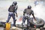 Togo Violent Protest 2