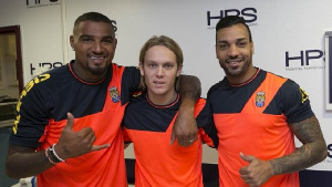 KP Boateng convinced me to sign for AC Milan - Alen Halilovic