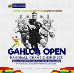 The theme for this year's GAHLCA was repositioning handball to be counted