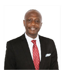 Dr Kamal-Deen Ali, the Executive Director of Centre for Maritime, Law and Security