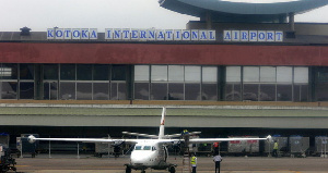 Kotoka International Airport U