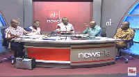 Newsfile airs from 9:00 am to 12:00 noon on Saturdays