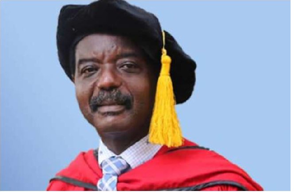 Prof. Owusu-Sekyere inducted Vice Chancellor of CCTU