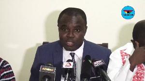 PPP Policy Advisor, Kofi Asamoah Siaw