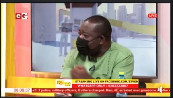 Mahama is on a lamentation tour – Obeng Manu