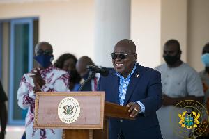 Nana Addo Dankwa Akufo Addo   100 Beds