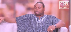 president of IMANI Africa, Franklin Cudjoe