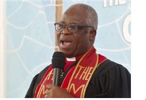 Right Reverend Dr Setorwo Ofori, Moderator of the Global Evangelical Church