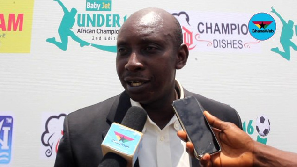 Lets focus on ending Hearts of Oak's 10-year trophy drought - Neil Armstrong