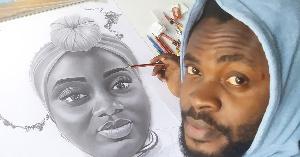 Enamof, an artist
