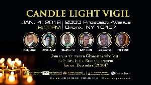 Bronx Vigil